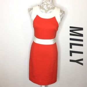 Milly Of New York sheath dress P/XS Cocktail Party